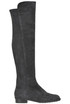 Allgood suede over the knee boots Stuart Weitzman