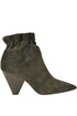Dafne suede ankle-boots Ash