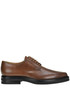 Leather lace-ups shoes Dries Van Noten