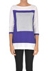 Color-block pullover Alessandro