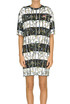 Printed fleece dress Kenzo