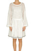 Embroidered cotton dress PHILOSOPHY di Lorenzo Serafini