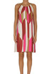 Optical print dress M Missoni