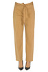 Cotton-blend trousers Patrizia Pepe
