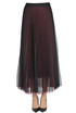 Pleated tulle skirt Motel