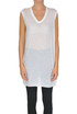 Maxi cotton tank-top Rick Owens
