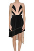 Asymmetric dress Elisabetta Franchi