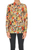 'Capios' printed cotton shirt Dries Van Noten