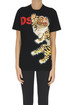 Tiger patch t-shirt Dsquared2