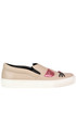 Embellished slip-on sneakers Karl Lagerfeld