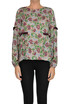 Flower print blouse Se-ta