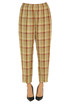 Checked print trousers Acne Studios