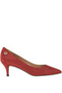 Suede pumps Pollini