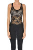 Lace tank-top Soallure