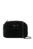Star Mini velvet camera bag Stella McCartney