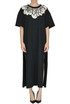 Fleece long dress Giacobino