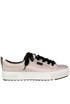 Embellished satin sneakers Karl Lagerfeld