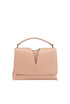 Leather shoulder bag Jil Sander