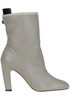 Brooks leather ankle boots Stuart Weitzman