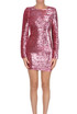 Sequined sheath dress RED Valentino