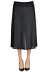 Pleated midi skirt Givenchy