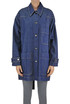 Oversized denim coat MM6 by Maison Martin Margiela