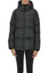 Quilted down jacket Rossignol
