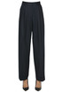 Darts cotton and wool trousers Dries Van Noten