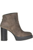 Suede ankle boots Janet Sport
