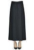 Wool long skirt Diesel Black Gold