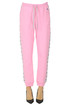 Fleece jogging trousers Chiara Ferragni x Champion