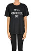 It's a Wonderful Day t-shirt Alberta Ferretti