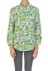 Flower print silk shirt L'Autre Chose