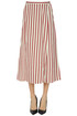 Striped midi skirt Bellerose
