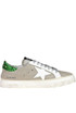 May reptile print leather sneakers Golden Goose Deluxe Brand