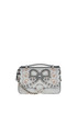 'Mini Baguette' embellished bag Fendi
