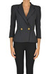 Double-breasted blazer Elisabetta Franchi