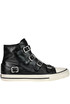Virgin high top leather sneakers Ash