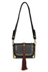 Embellished shoulder bag Alberta Ferretti
