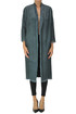 Reversible  leather and fur coat Salvatore Santoro