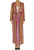 Striped long cardigan Pinko