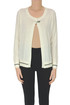 Extrafine wool cardigan Fay