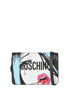 'Portrait' shoulder bag Moschino Couture