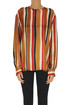 Striped silk blouse Max Mara Studio