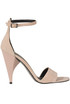 Suede sandals Kendall+Kylie