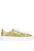 Basket Platform glittered sneakers Puma