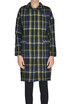 Checked print coat Bellerose