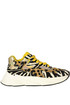 Animal print haircalf sneakers Elena Iachi