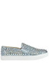 Glittered slip-on sneakers Steve Madden
