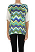 Optical print t-shirt M Missoni